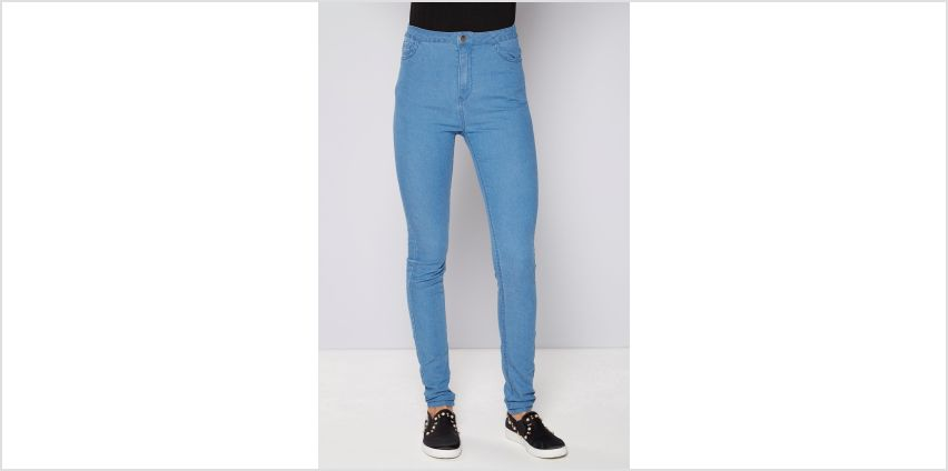 High Waisted Skinny Jeans from Studio