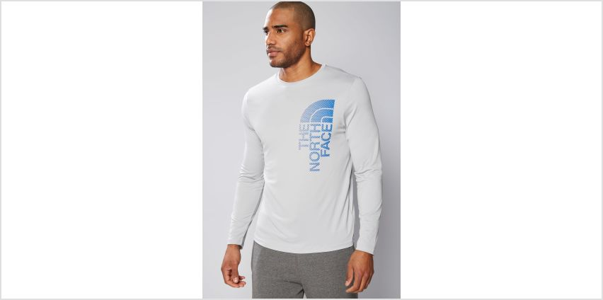 The North Face Long Sleeve Flashdry T-Shirt from Studio