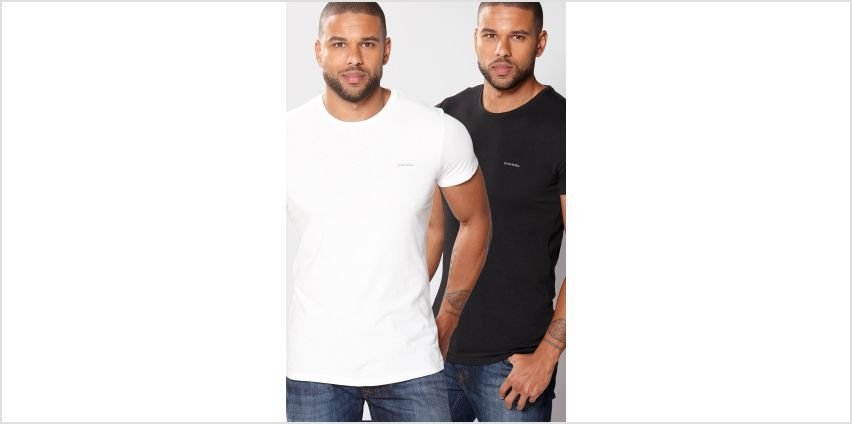 Diesel Pack of 2 T-Shirts from Studio