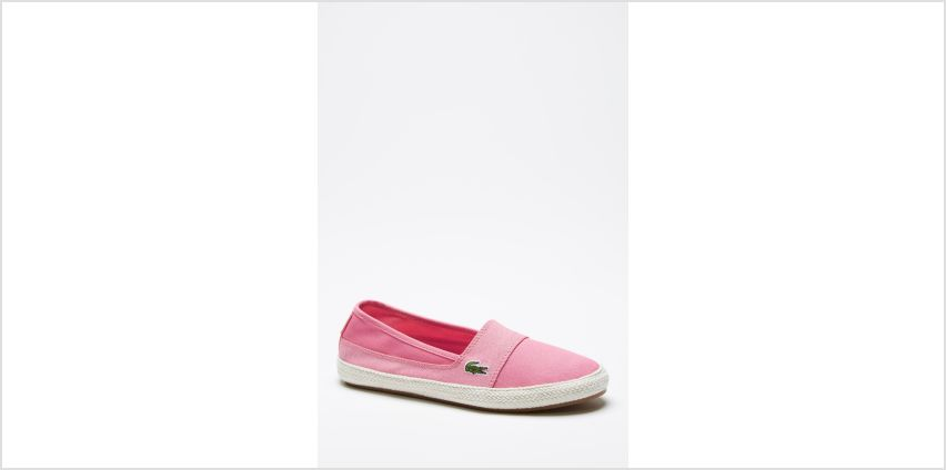 Lacoste Marice Canvas Pumps from Studio