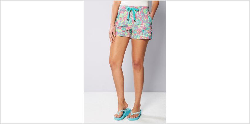 Poplin Shorts from Studio