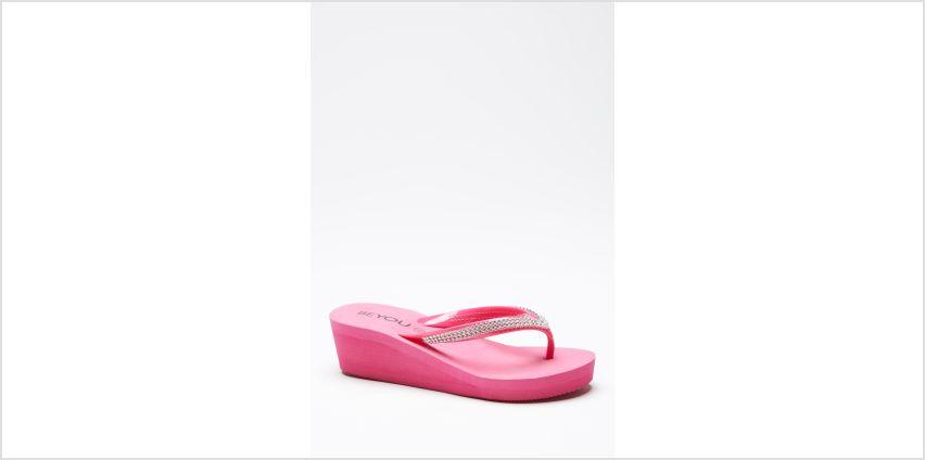 Eva Demi Wedge Sandals from Studio