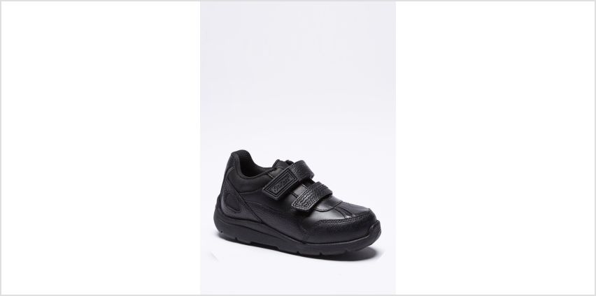 Boys Kickers Moakie Reflex Shoes from Studio