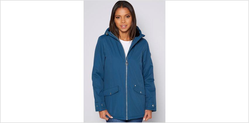 Regatta Bergonia Faux Fur Lined Hooded Coat from Studio