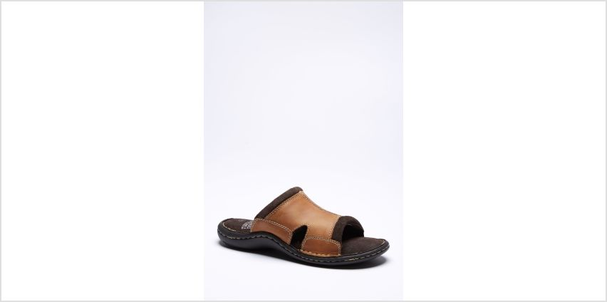 Rory Leather Mule Sandals from Studio