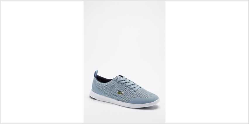 Lacoste Avenir Lace Up Trainers from Studio