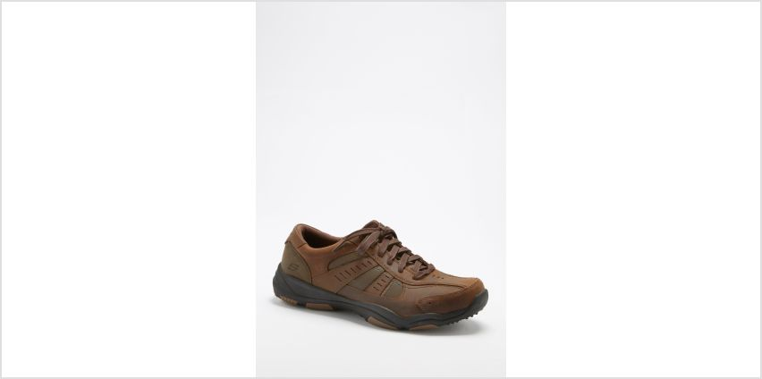 Skechers Larson Nerick Lace Up Trainers from Studio