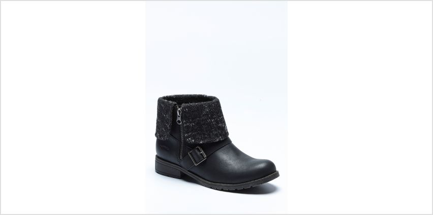 Rocket Dog Bentley Knit Top Ankle Boots from Studio