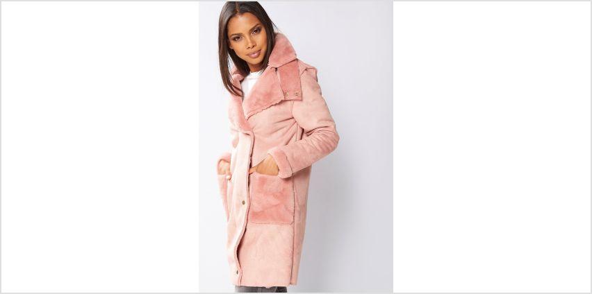 Bellfield Bonded Coat from Studio