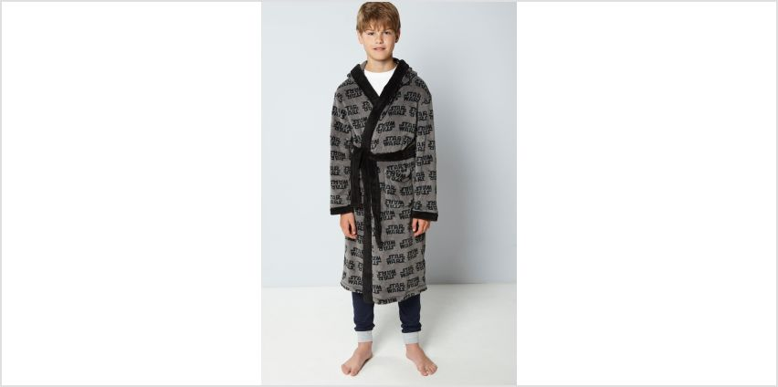 Boys Star Wars Robe from Studio