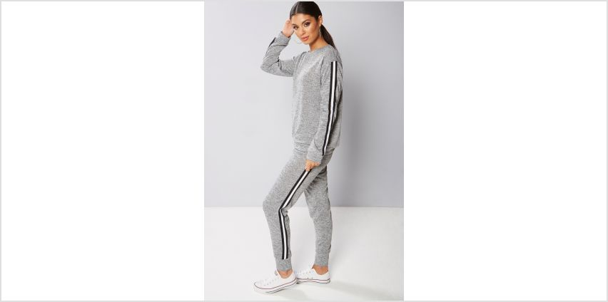 Side Stripe Tracksuit from Studio