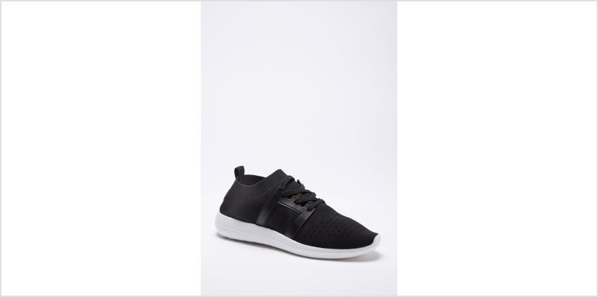 Weave Knit Trainers from Studio