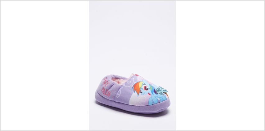Girls My Little Pony Slippers from Studio