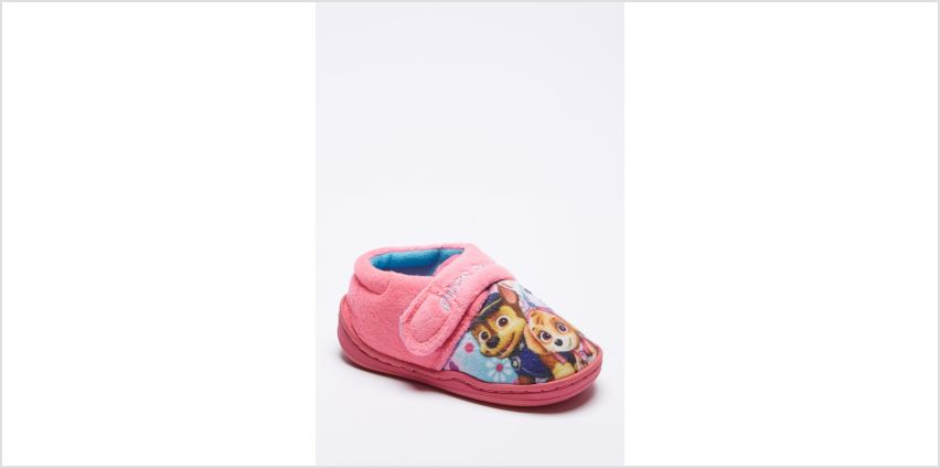 Younger Girls Paw Patrol Slippers from Studio