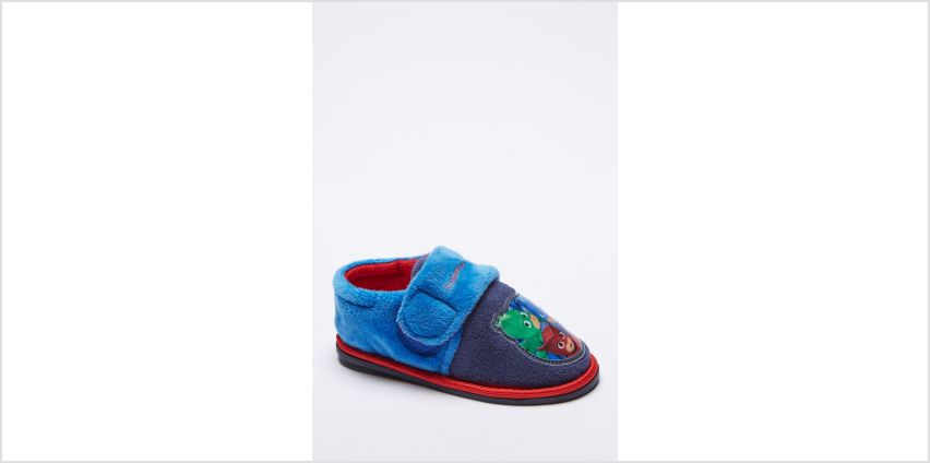 Young Boys PJ Masks Slippers from Studio