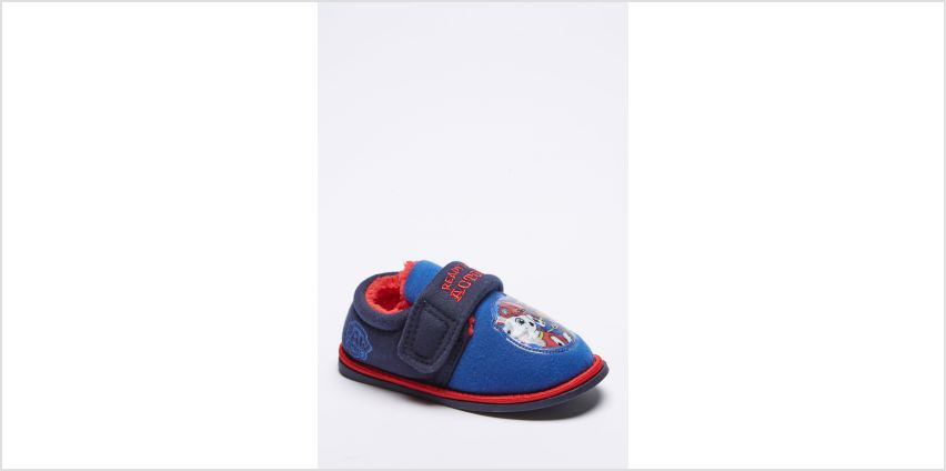 Young Boys Paw Patrol Slippers from Studio
