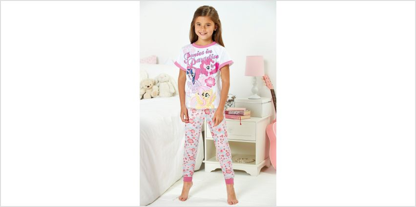 Older Girls My Little Pony Ponies In Paradise Pyjamas from Studio