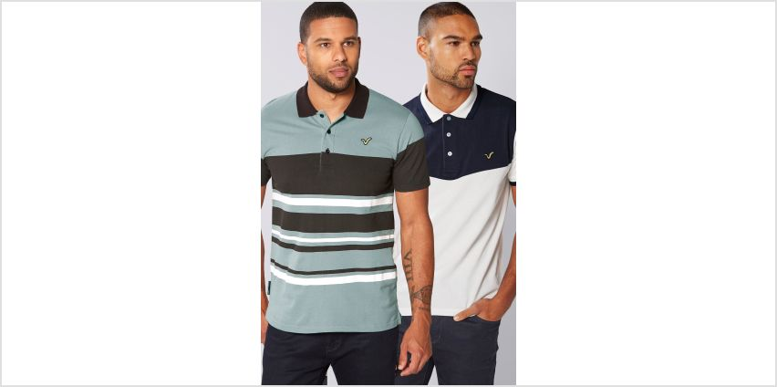 Voi Pack of 2 Polo Tops from Studio