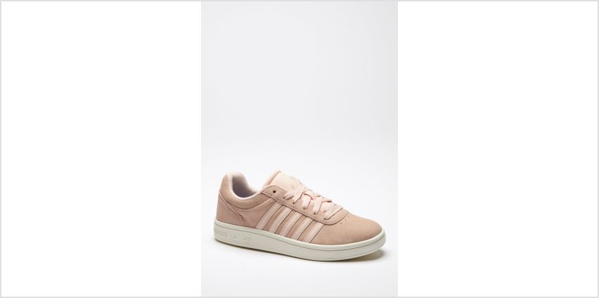 K Swiss Court Cheswick Suede Trainers from Studio
