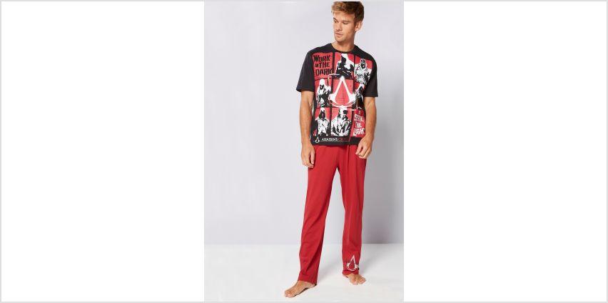 Assassins Creed Character Pyjamas from Studio