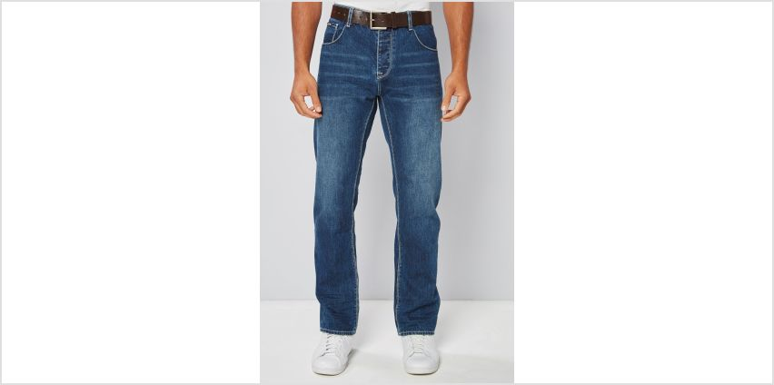 Firetrap Straight Fit Jeans from Studio