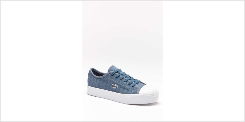 Lacoste Ziane Plus Platform Trainers from Studio