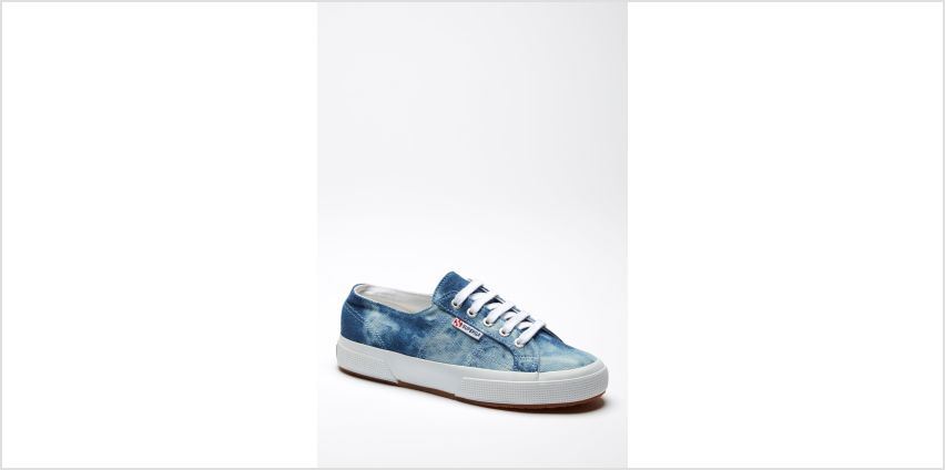 Superga 2750 Tie Dye Canvas Trainers from Studio