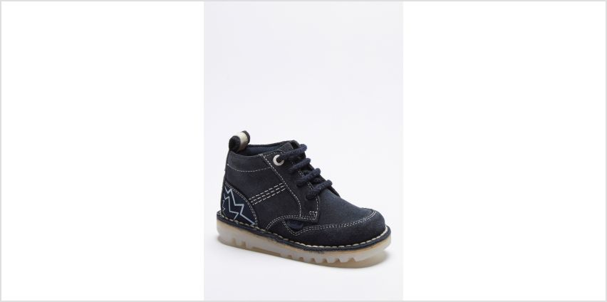 Young Boys Kick Glow Boots from Studio