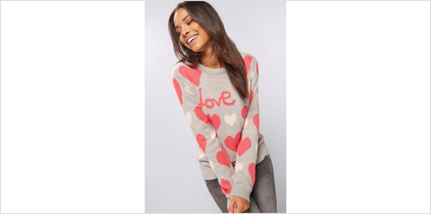 Brave Soul Love Jumper from Studio