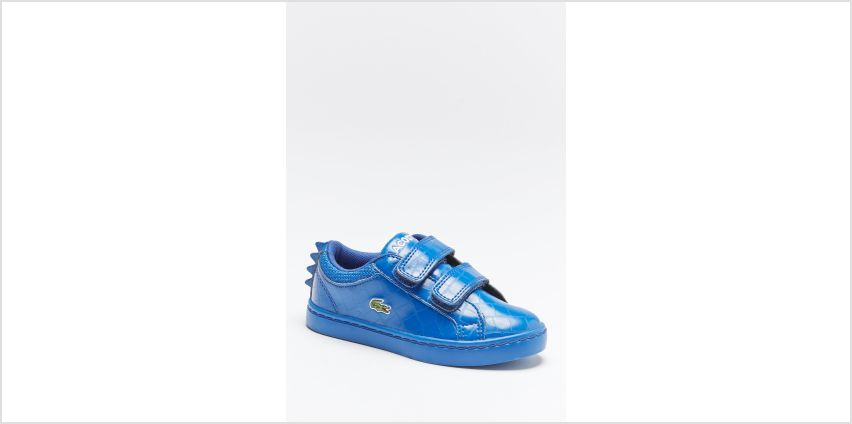 Infant Lacoste Straightset Trainers from Studio