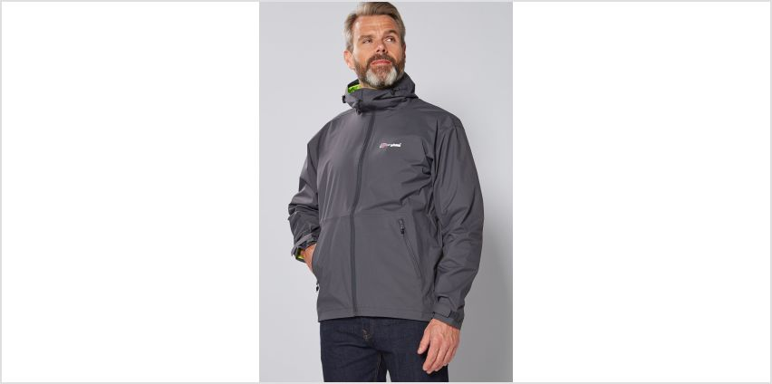 Berghaus Stormcloud Shell Jacket from Studio