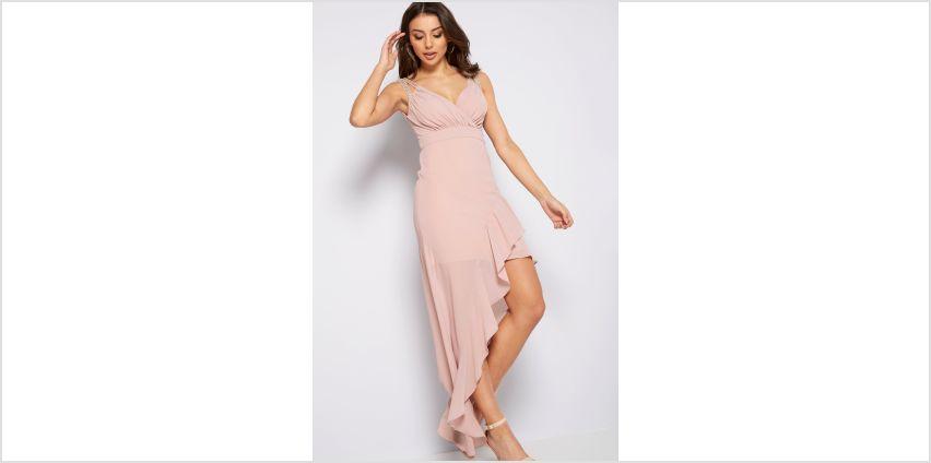 TFNC Hi-Lo Maxi Dress from Studio