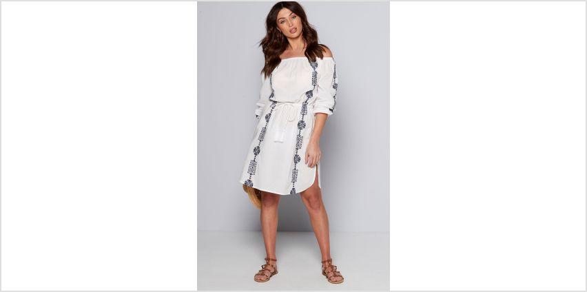 Bardot Long Sleeve Dress from Studio