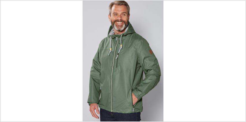 Trespass Anchorage Waterproof Jacket from Studio