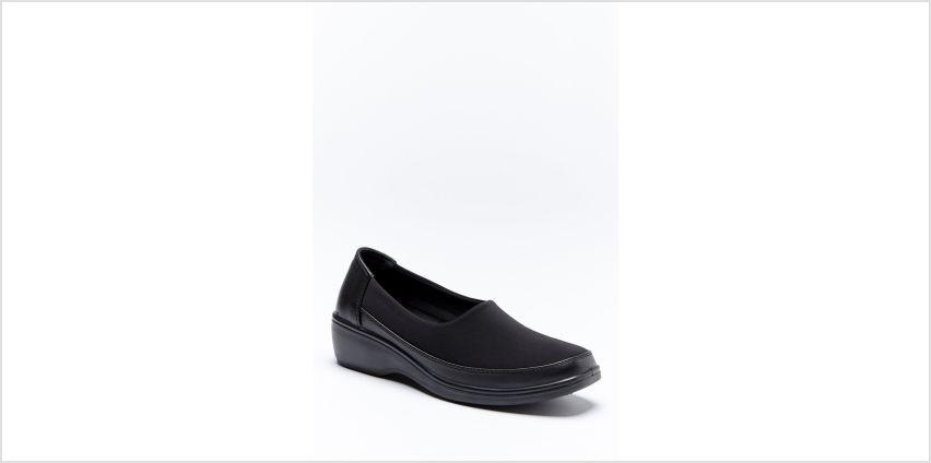 Comfort Memory Foam Trouser Shoes from Studio