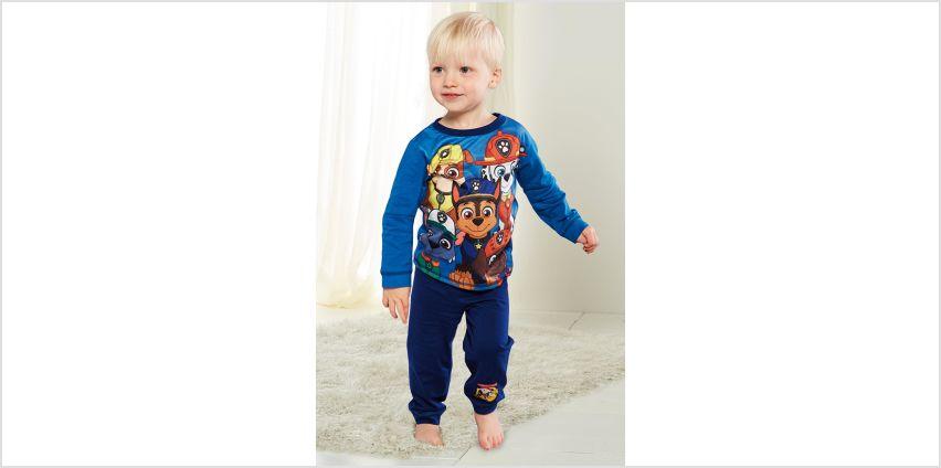 Young Boys Paw Patrol Pyjamas from Studio