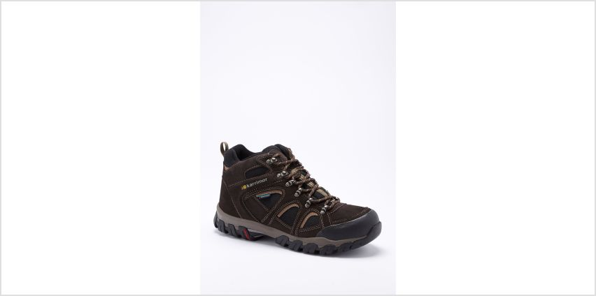 Karrimor Bodmin Mid 4 Weathertite Walking Boots from Studio