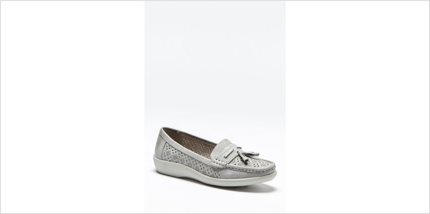 Cushion Walk Memory Foam Tassel Loafers from Studio