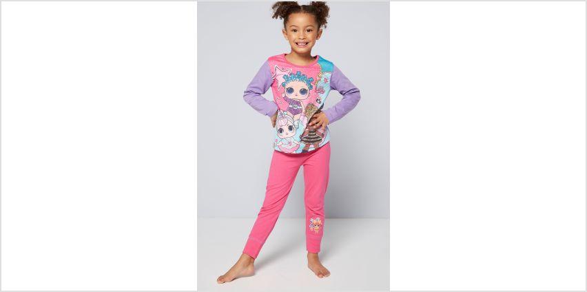Girls LOL Surprise Queen Bee and Friends Pyjamas from Studio