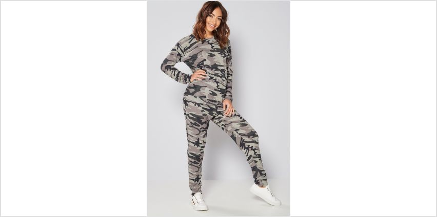 Camo Tracksuit from Studio
