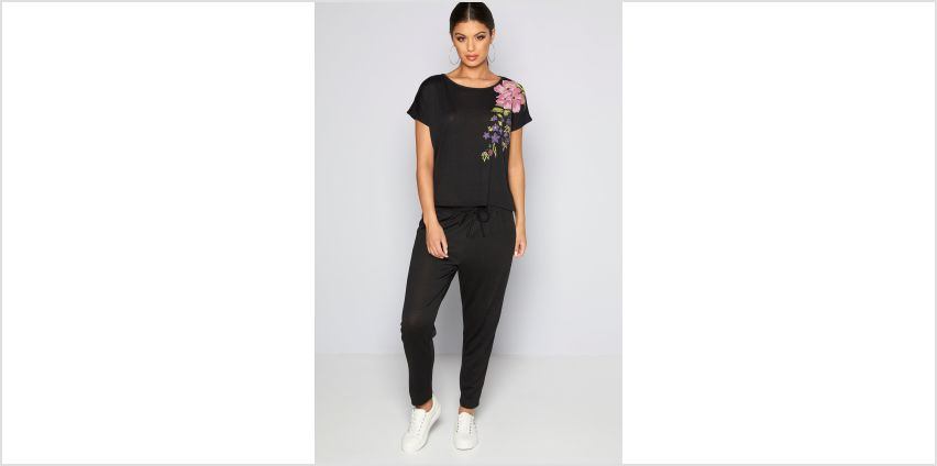Floral Print Tracksuit from Studio