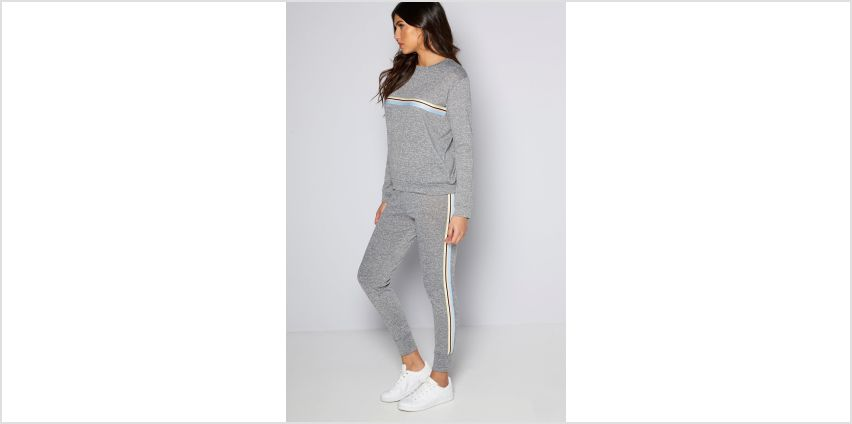 Pastel Stripe Tracksuit from Studio