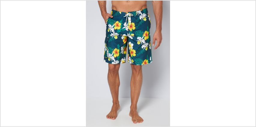 Fashion Floral Board Shorts from Studio