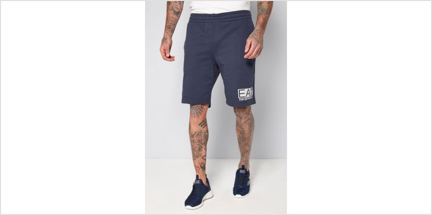 Emporio Armani EA7 Sweat Shorts from Studio