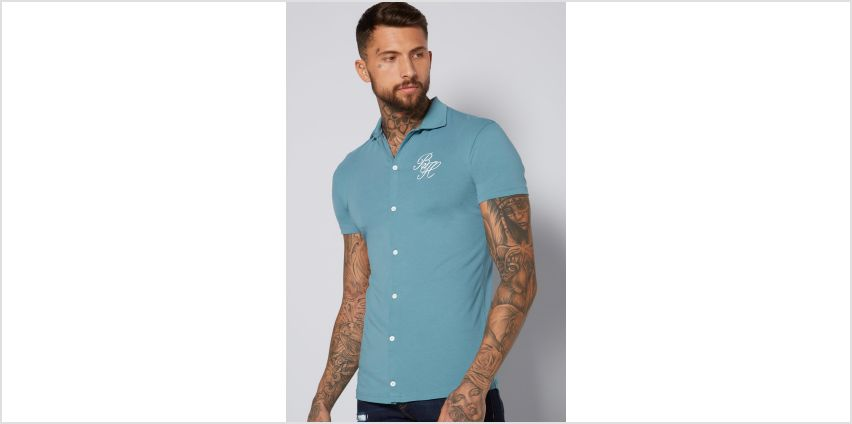 Beck and Hersey Short Sleeve Shirt from Studio
