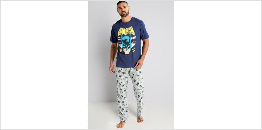 Batman Pant and T-Shirt Pyjama Set from Studio