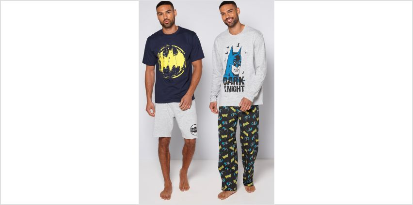 Batman 4-Piece Pyjama Set from Studio
