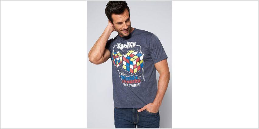 Rubiks Cube T-Shirt from Studio