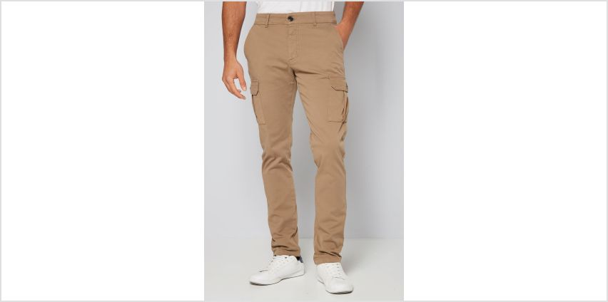 Chino Cargo Trousers from Studio