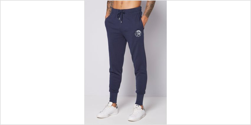 Diesel Pocket Logo Joggers from Studio